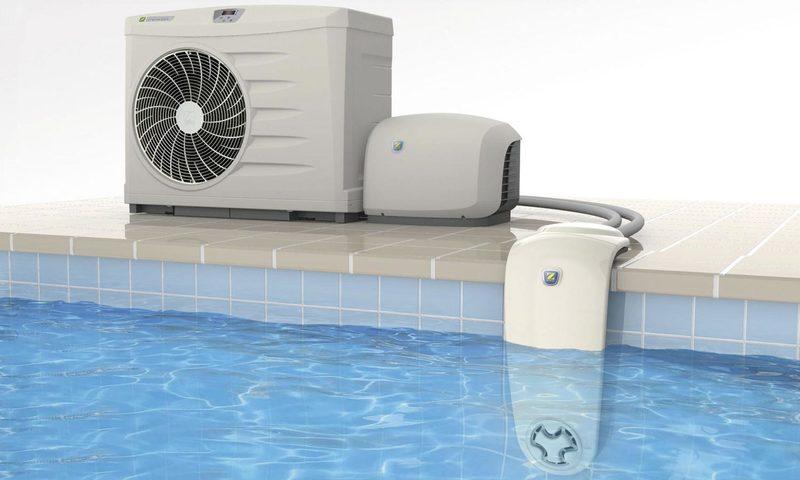 Как быстро нагреть воду в бассейне