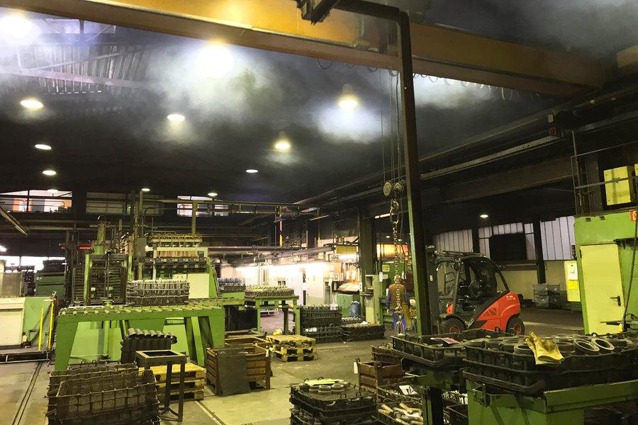 Светодиодное освещение для промышленных цехов-Светодиод высокой мощности