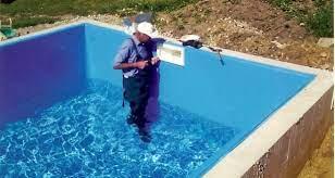 Сколько воды в бассейне