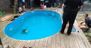быстро построить бассейн