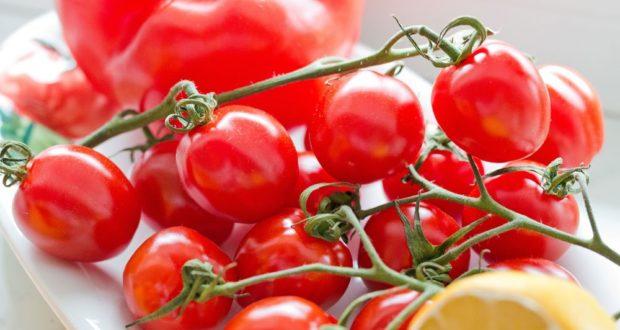 Выращивание помидоров чери в саду