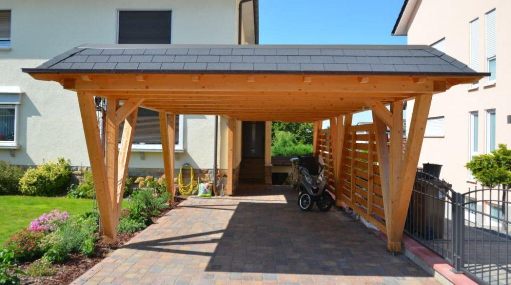 Древесина для конструкции крыши: действительно ли экологичная?