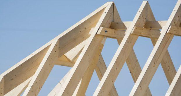 Экологичная ли деревянная крыша?