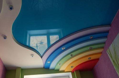 Лучший цвет для потолка: 5 видов и критерии выбора