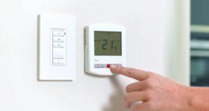 Сэкономьте, снизив температуру в помещении на один градус